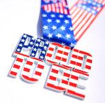 Proud To Be - Celebrating America's Birthday registration logo