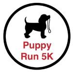 Puppy Run 5K registration logo