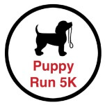 Puppy Run 5K registration logo
