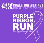 Purple Ribbon Race registration logo