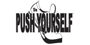 PUSH YOURSELF 5K Walk/Run registration logo