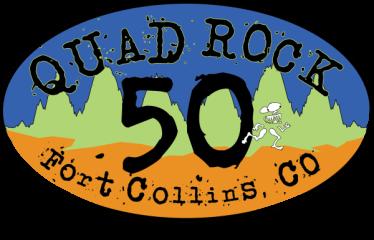 Quad Rock 50/25m registration logo