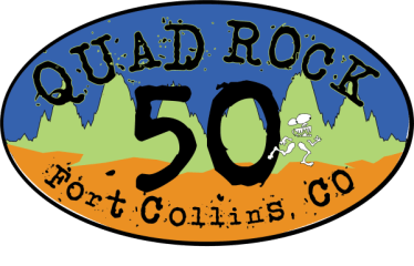 Quad Rock 50/25m registration logo