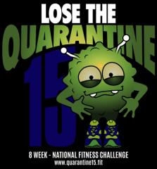 Quarantine 15 Fitness Program