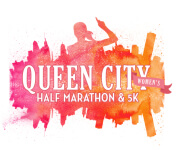 Queen City 5K registration logo