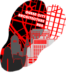 Queen City Architecture Run registration logo