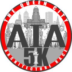 Queen City Architecture Run registration logo