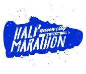 Queen City Half Marathon & 5K registration logo