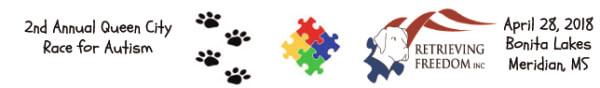 Queen City Race For Autism registration logo