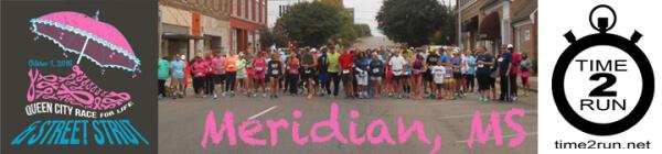 Queen City Race For Life 5K registration logo