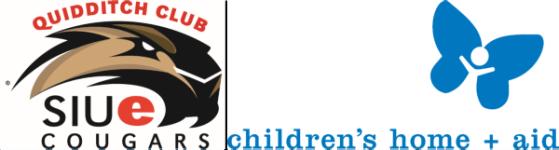 Quidditch Fun Run registration logo