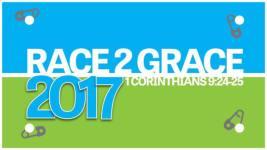 Race 2 Grace Fun Run, 5k & 10K  registration logo
