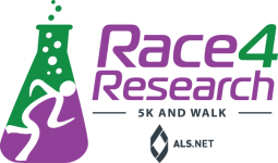 Race 4 Research 5K & Walk registration logo