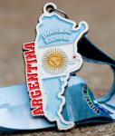 Race Across Argentina 5K, 10k, 13.1, 26.2 registration logo