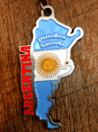 Race Across Argentina 5K, 10k, 13.1, 26.2 registration logo