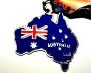 Race Across Australia 5K, 10k, 13.1, 26.2 registration logo