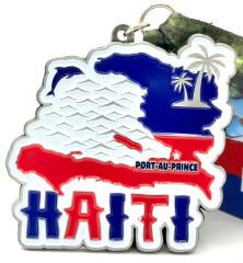Race Across Haiti 1M 5K 10K 13.1 26.2 50K 50M 100K 100M registration logo