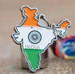Race Across India 5K, 10K, 13.1, 26.2 registration logo