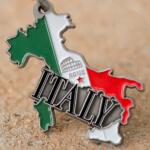 April - Race Across Italy registration logo