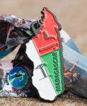 Race Across Madagascar 5K, 10k, 13.1, 26.2 registration logo