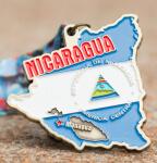 Race Across Nicaragua 5K, 10K, 13.1, 26.2 registration logo
