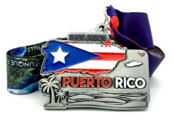 Race Across Puerto Rico registration logo