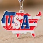 June - Race Across the United States of America registration logo