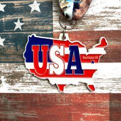 ON SALE - Race Across the USA