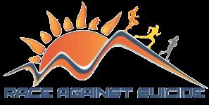 RACE AGAINST SUICIDE registration logo