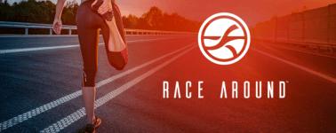 Race Around Relay registration logo