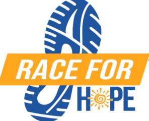 Race for HOPE registration logo