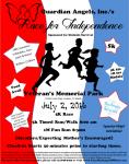 Race for Independence registration logo