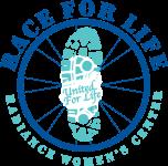 Race for Life registration logo