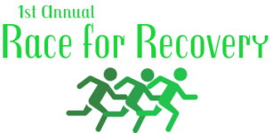 Race For Recovery registration logo
