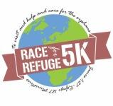 Race for Refuge 5K Walk/Run & Kids Fun Run registration logo