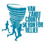 Run for relief registration logo