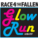 Race for the Fallen 5K Glow Run Mt. Juliet, TN registration logo
