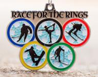 Race for the Rings 5K and 10K registration logo