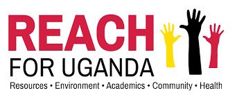 Race for Uganda Virtual 5K and Fun Run registration logo