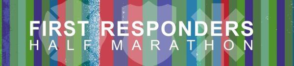 First Responder Half Marathon registration logo