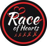 RACE OF HEARTS 5K/10K registration logo