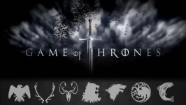 Race of Thrones Virtual 5k registration logo