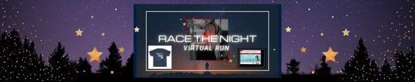 Race the Night Virtual Race registration logo