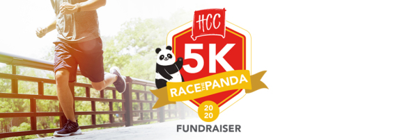 Race the Panda registration logo