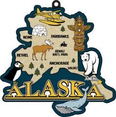 Race Through Alaska 1M 5K 10K 13.1 26.2 50M