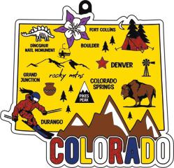 Race Through Colorado 1M 5K 10K 13.1 26.2 50M