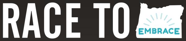 Race to Embrace registration logo