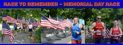 Race to Remember - Memorial Day registration logo