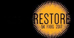 Race to Restore 5K registration logo
