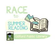 Race To Summer Reading 5K Run/Walk registration logo
